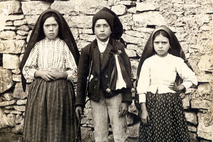 Ők azok a gyerekek, akik hatszor láthatták Szűz Máriát