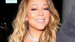 Mariah Careyt csak a saját, bársonyos hangja tudta megnyugtatni szülés közben