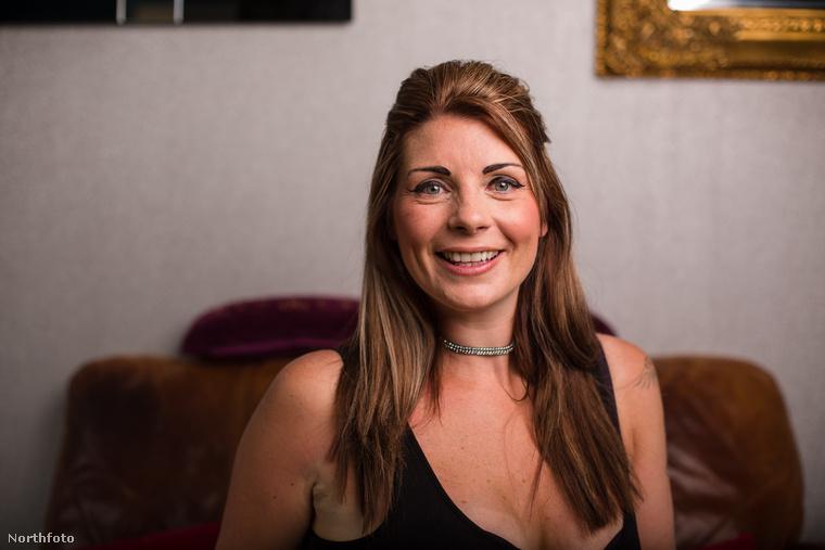 A 35 éves Hannah Havers egy igazi pályaelhagyó