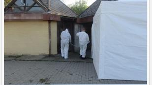 A meggyilkolt férfi után még egy holttestet találtak Tatabányán