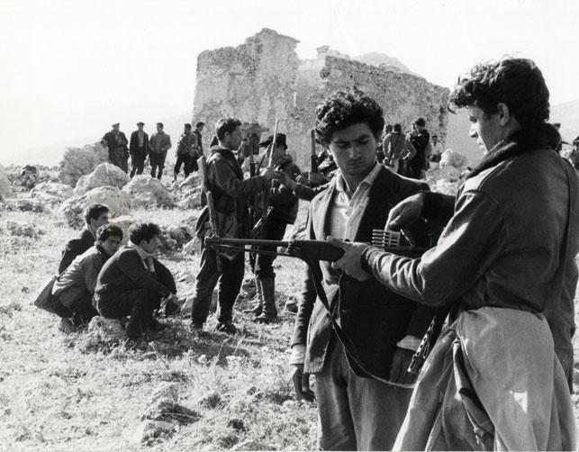 Jelenet Francesco Rosi 1961-es filmjéből