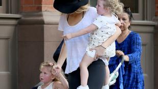 Blake Lively legszebb kiegészítői a kislányai