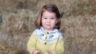Sarolta hercegnő legújabb fotójától végünk van