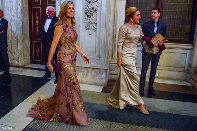 Maxima hercegnőnek három gyermeke született a királytól: Katrina Amália, Alexia és Ariane