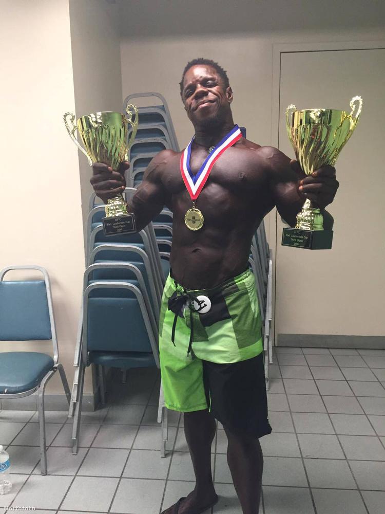 Tommy Murrell egy 38 éves testépítő- és fitneszedző Miamiban