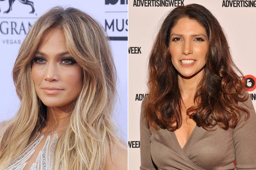 Jennifer Lopez és húga, Lynda Lopez