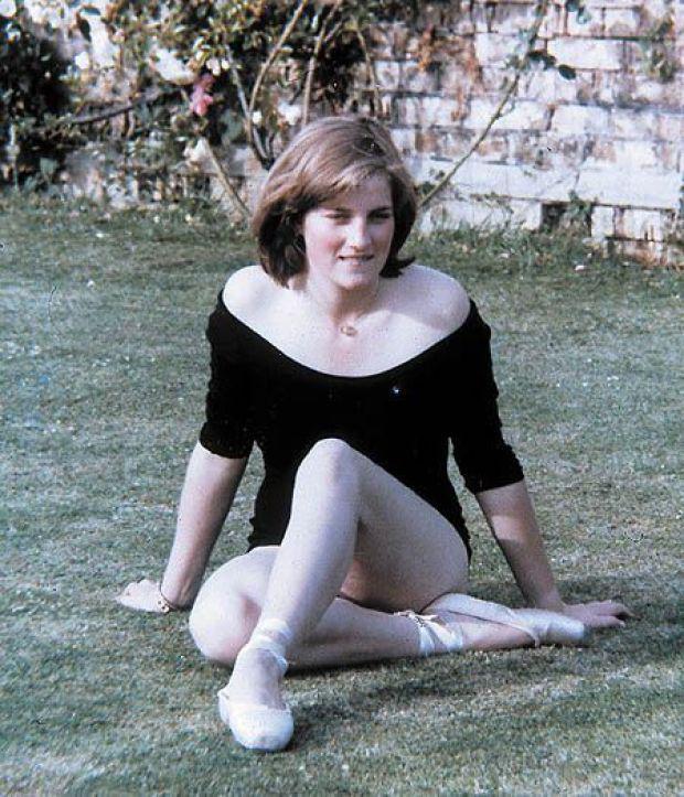 Diana hercegnő remek úszó volt, és ügyesen búvárkodott, emellett balettozni is tanult.