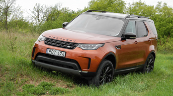 Land Rover Discovery TD6 First Edition – 2017.