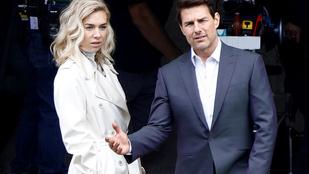 Minden, amit tudni kell Tom Cruise új és nagyon dögös barátnőjéről