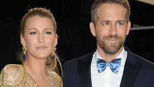 Ryan Reynolds megint mondott valami szépet a feleségéről