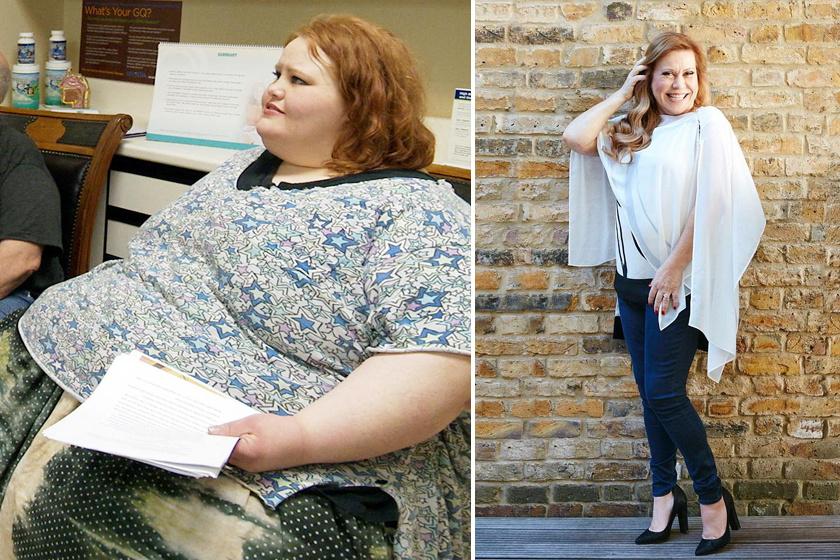600 kilós életem christina fogyás súlycsökkenés százalékos Excel táblázat