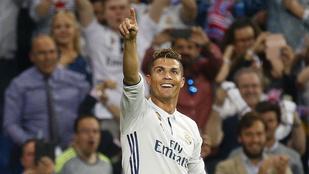 Sok hihető és egy hihetetlen rekordot döntött C. Ronaldo