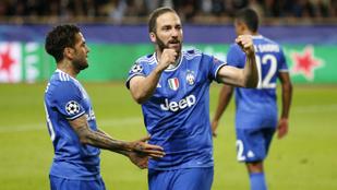 A brazil, az argentin meg Buffon elintézték a Monacót
