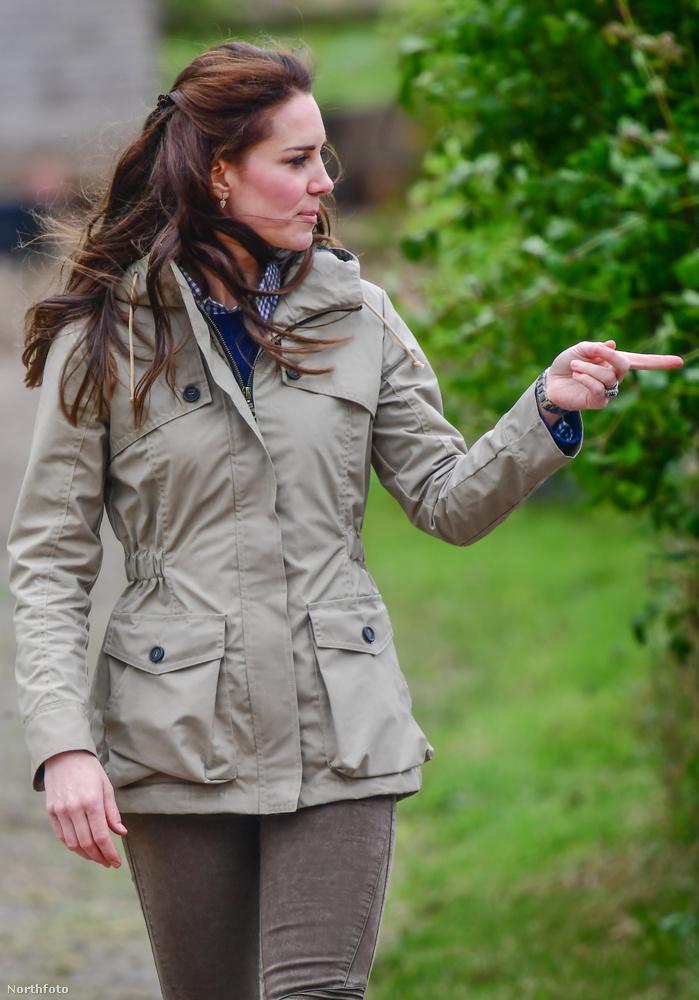 A héten kezdődött meg Katalin hercegné perének tárgyalása