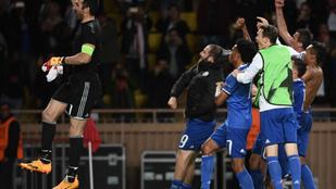 Sírni fogunk, ha Buffon visszavonul