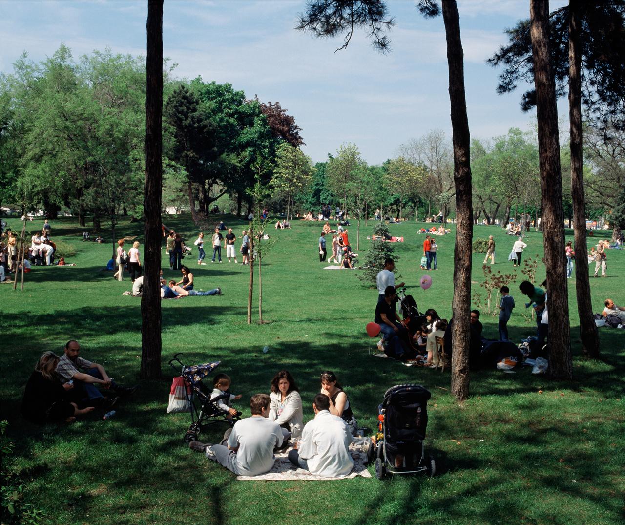 Városliget, 2005