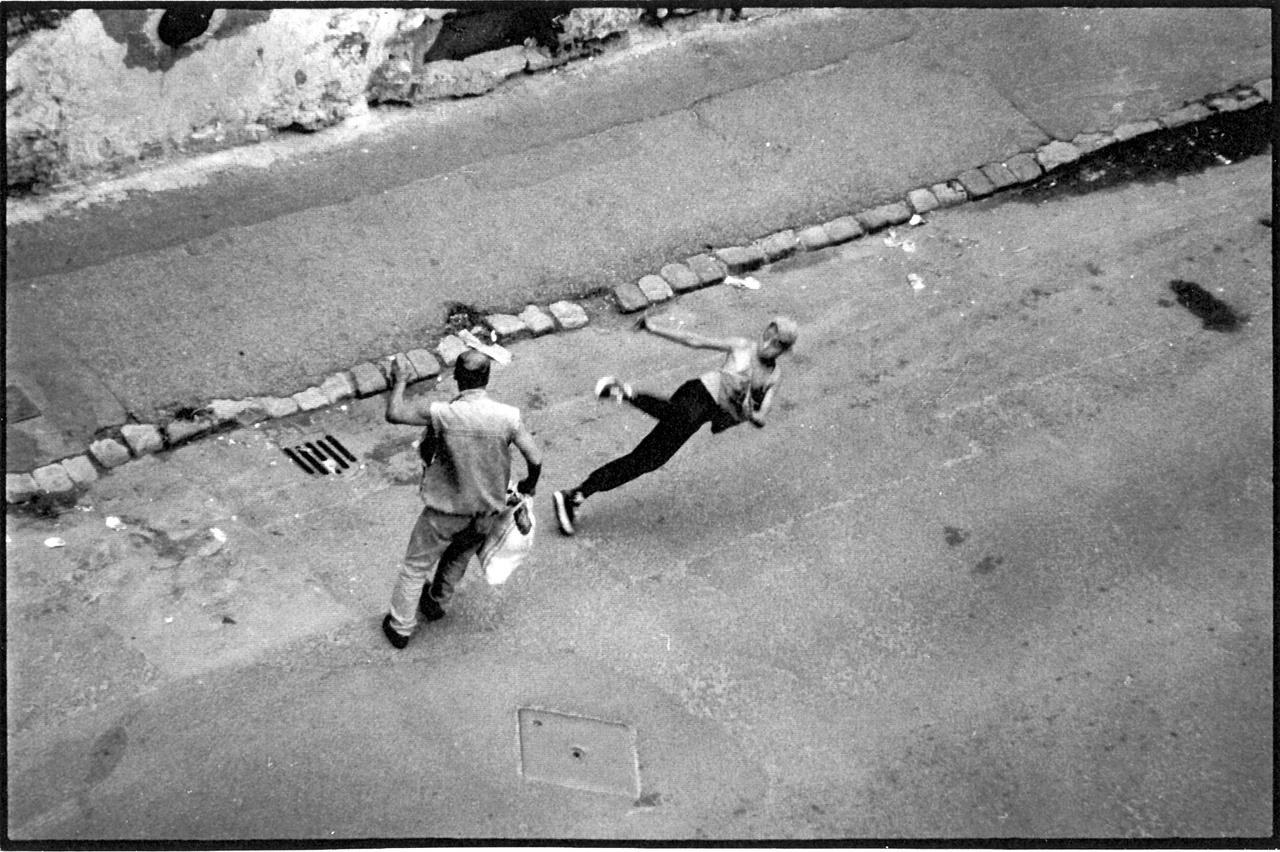 Balkonon túl no.14, 1996
