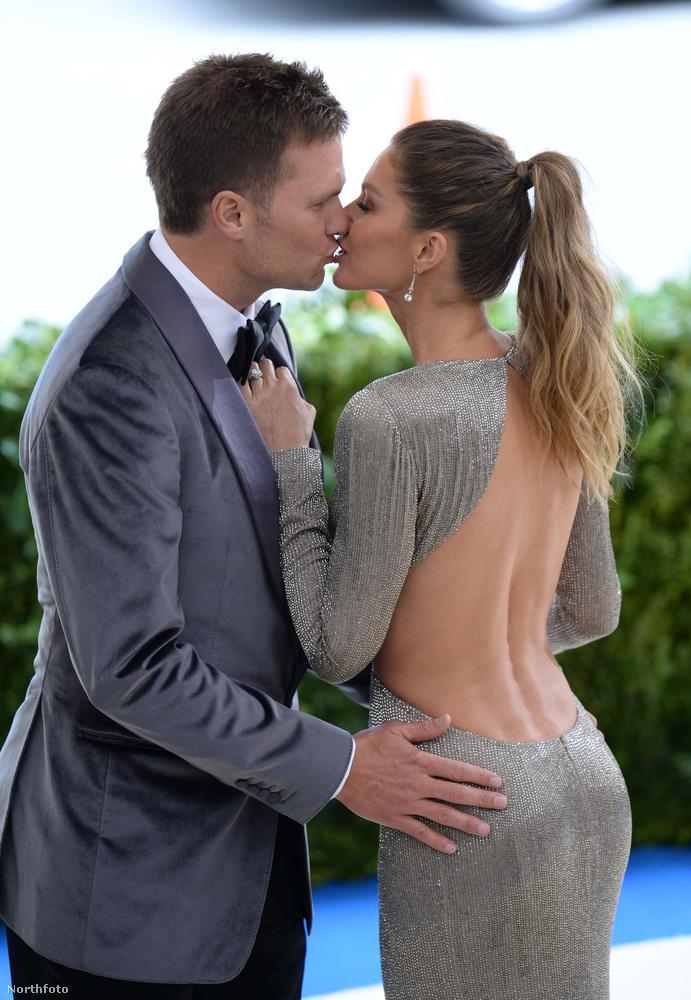 Az este hősszerelmesének járó díjat nem Tom Bradynek ítéljük meg, hiszen mióta teljesítmény az, ha valaki képes órákon keresztül szerelmesen tapogatni Gisele Bündchent?!