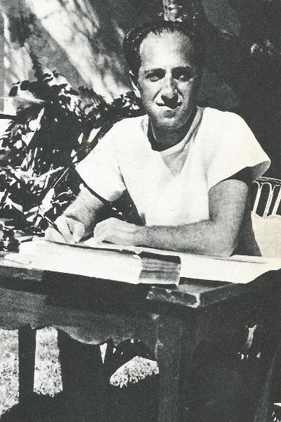 Gershwin Folly Islanden, a Porgy és Bess írása közben