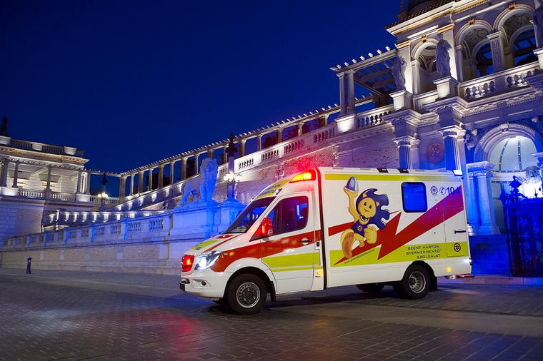 Az új rohamkocsi 60 millió forintba került