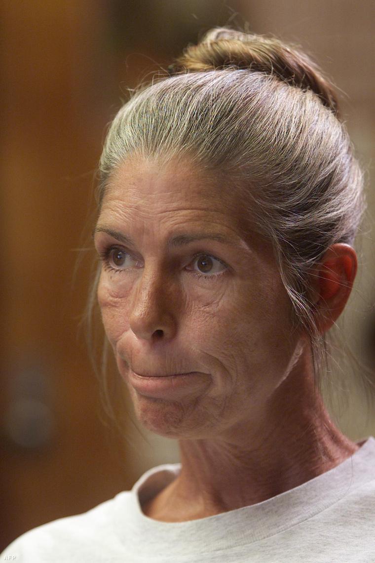 A kép 2016 áprilisában készült az akkor 67 éves asszonyról, aki 21 éves kora óta börtönben ül.