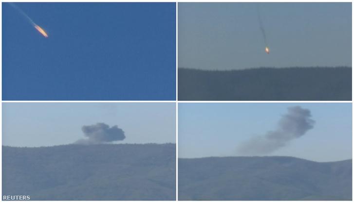 A Szíria felett lelőtt orosz gép után megfagytak az orosz-török kapcsolatok