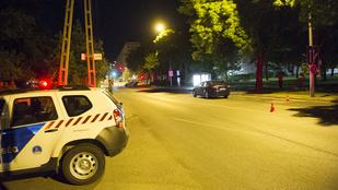 Két gyalogost is elgázoltak éjjel Újpalotán a Drégelyvár utcában