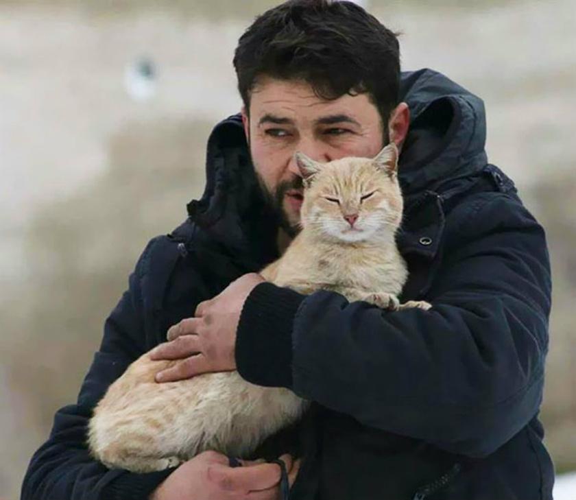 A polgárháború évei alatt tömegek menekültek el Aleppo városából, köztük Mohammad barátai is, miközben hozzá egyre több elhagyott macska szegődött.