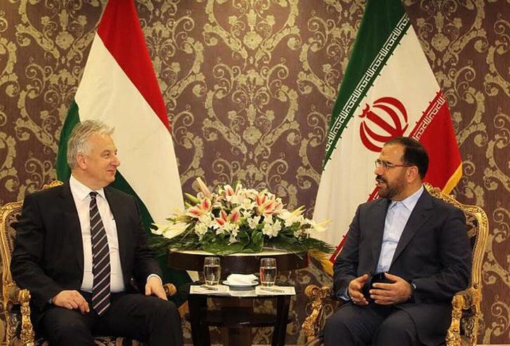Semjén Zsolt az iráni tárgyaláson