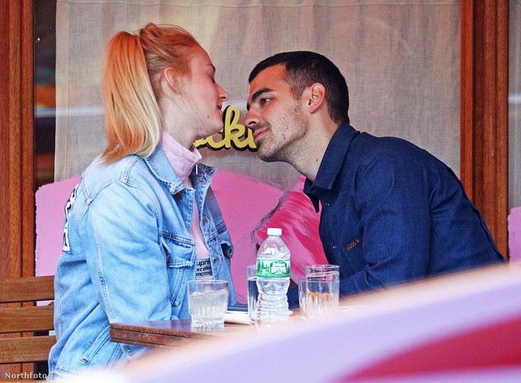 A Trónok harca Sansája és pasija, Joe Jonas New Yorkban romantikáztak a napokban