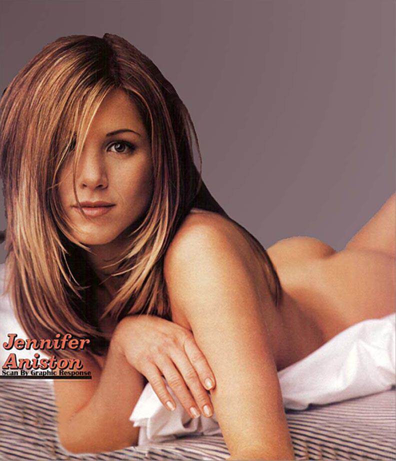 Jennifer Aniston nem sokszor pózolt ruhátlanul eddigi pályafutása során.