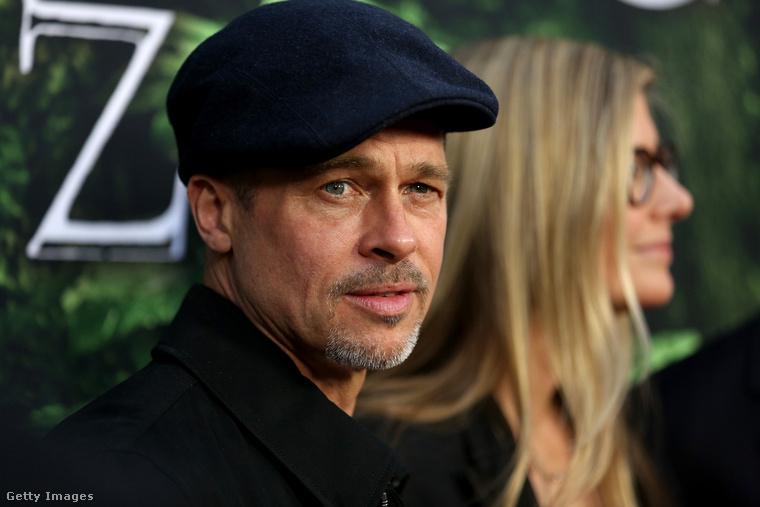 Brad Pitt szokatlanul őszintén beszélt a válásáról és az alkohollal való problémáiról a GQ magazinnak