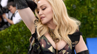 Madonna meztelen testrészei alapos elemzést kívánnak