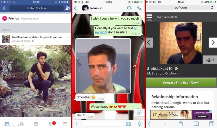 lány hamis társkereső profil társkereső oldalak online Ausztrália