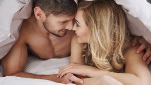 Ez történik a testével, ha leáll a szexeléssel
