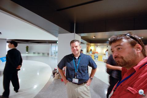 Cris, aki végigasszisztálta velem a múzeumot, millió érdekes dolgot mondott.