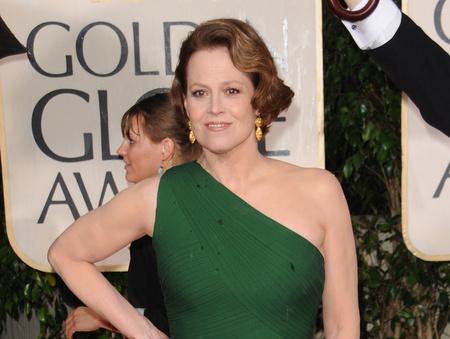 Golden Globe díjkiosztó: Sigourney Weaver