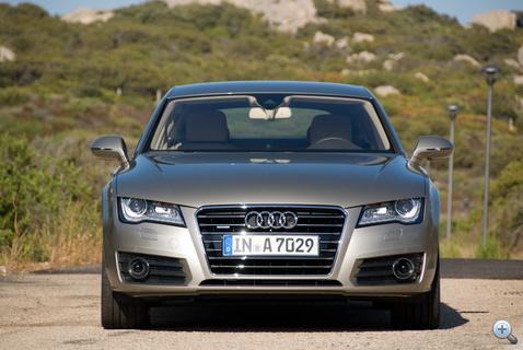 Audi a BMW 5 GT és a CLS ellen