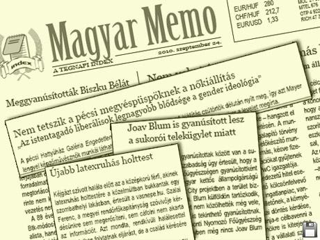 Magyar Memo 2010.09.24.