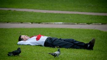 Egészségtelen lehet a túl sok alvás