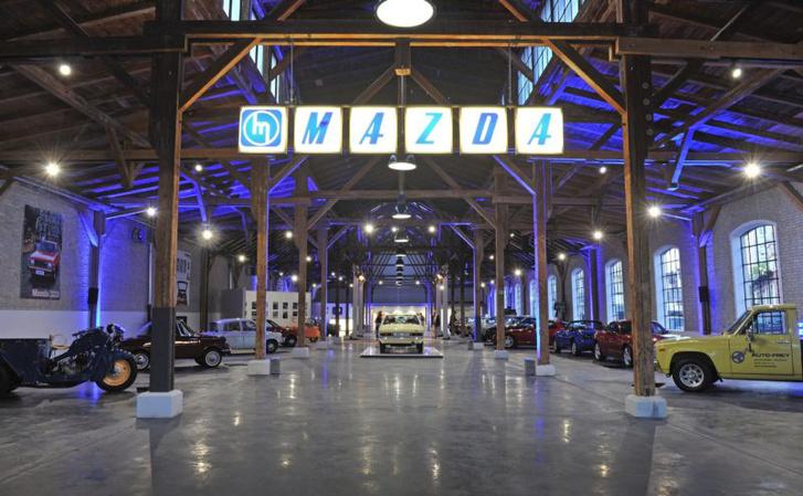 Ide megyünk: Japánon kívül az egyetlen hivatalos Mazda-múzeum
