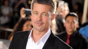 Brad Pitt rehabon kötött ki a szétválás után