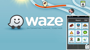 A rendőrségnek nem tetszik, hogy a Waze leleplezi
