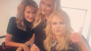 Reese Witherspoon és Nicole Kidman újra együtt fognak hazudozni