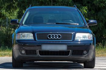 Kicsi a nyomás az Audiban