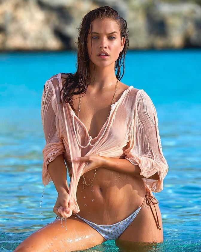 Általában két modell van, akit legismertebb magyar modellként szokás emlegetni