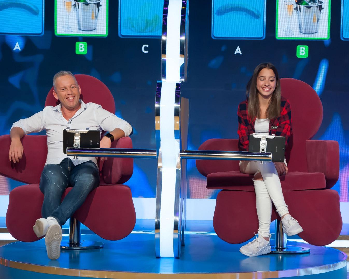 Lara azt is elárulta a műsorban, hogy Norbi gyakran fogadja otthon Rubint Rékát egy-egy finom koktéllal.