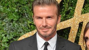 David Beckham filmjét be se mutatták, de már őt tartják a legrosszabb színésznek