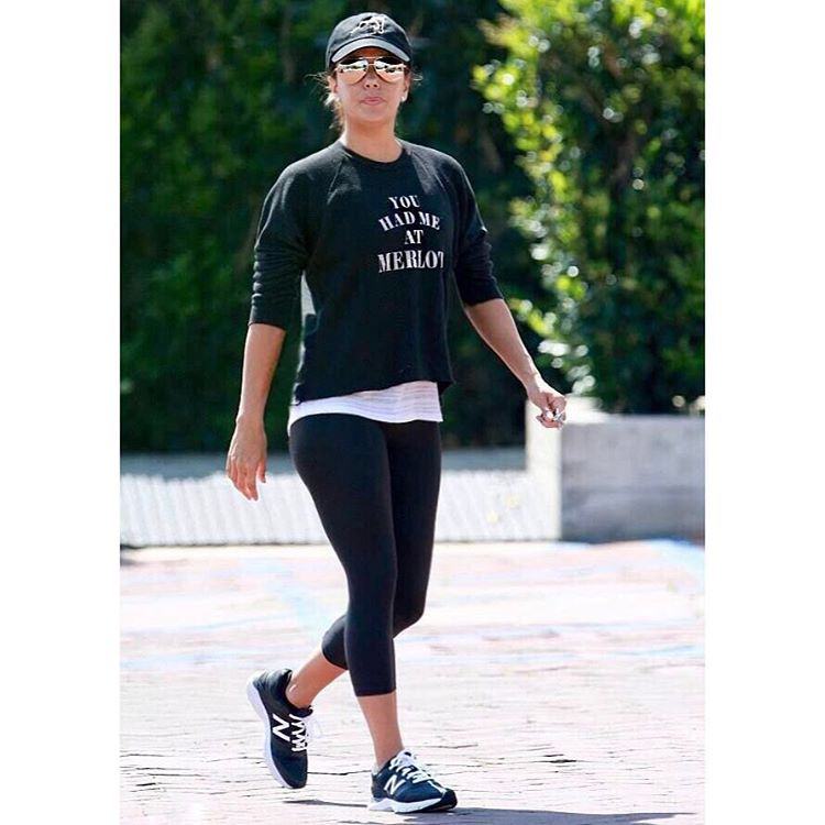 Saját bevallása szerint Longoria elsősorban futással tartja karban magát, de SoulCycle, Pilates és jóga gyakorlatokat is végez.