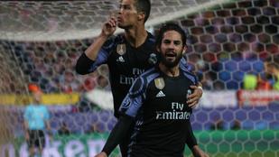 Az Atletico újra elszalasztotta, Juventus-Real Madrid BL-döntő lesz